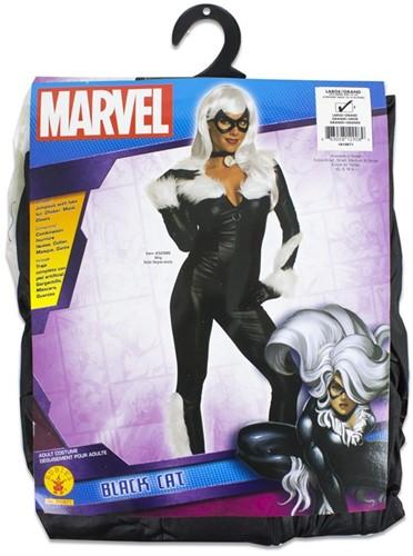 Rubies Kostuum Marvel Black Cat Adult Large