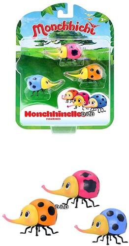 Monchhichi Figuren Monchhinelles