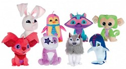 Animal Jam 8 assorti S3 28cm Premium
