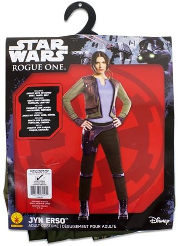 Rubies Kostuum Star Wars Jyn Erso Adult Large