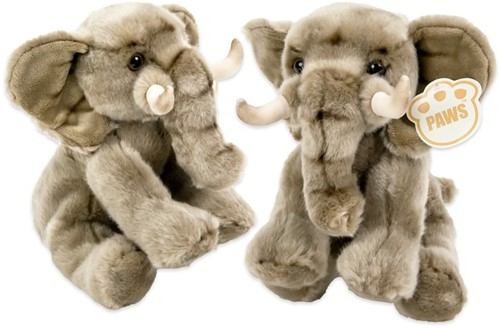 Earth Collection Pluche Olifant 25cm