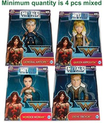 Metals Die-Cast Marvel Wonder Woman 4 assorti 13x16cm