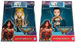 Metals Die-Cast DC Comics Wonder Woman 2 assorti 13x16cm