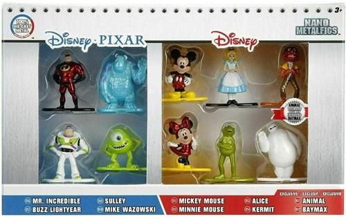 Disney Nano Metalfigs 10-Pack 15x24cm
