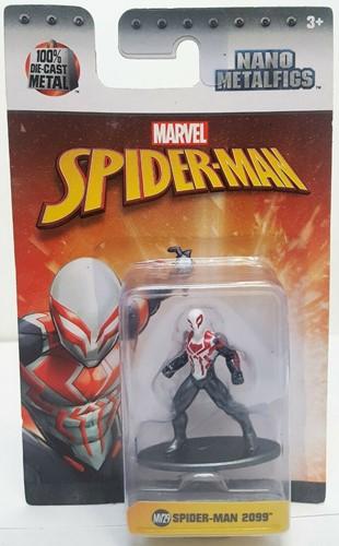 Marvel Spiderman & Avengers Nano Metalfigs assorti 4,5cm-3