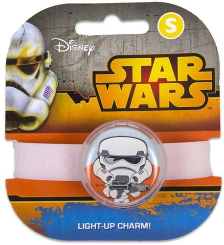 Star Wars Light Up Charm Band S Pop Trooper