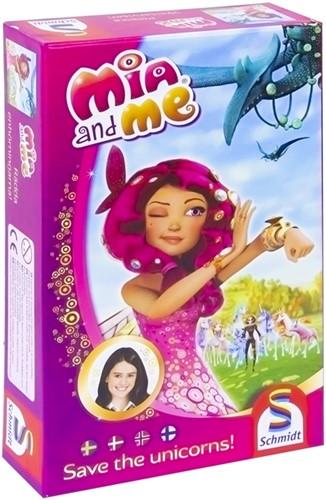 Mia and Me Spel Save the Unicorns 11x18xcm