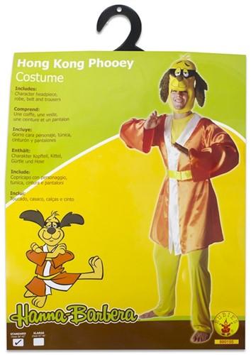 Rubies Kostuum Hong Kong Phooey STD