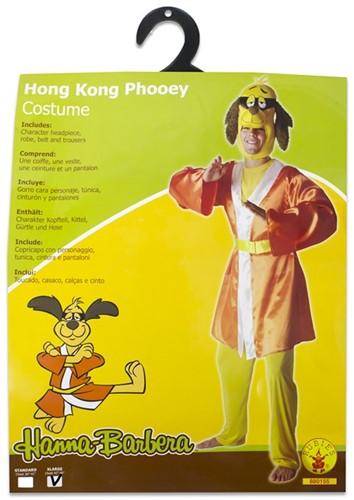 Rubies Kostuum Hong Kong Phooey XL