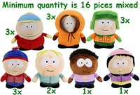 South Park Pluche 7 Assorti Gift 19,5cm
