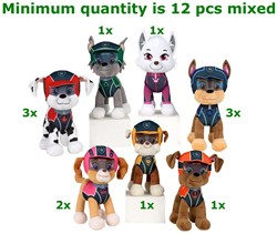 Paw Patrol Mission Paw Gift S3 7 assorti 28cm