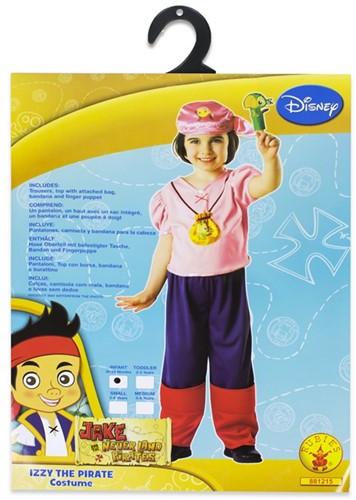 Rubies Kostuum Disney Izzy the Pirate Infant