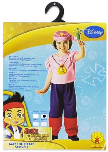 Rubies Kostuum Disney Izzy the Pirate Toddler