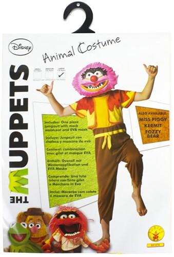 Rubies Kostuum The Muppets Animal Large