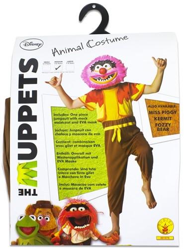Rubies Kostuum The Muppets Animal Medium