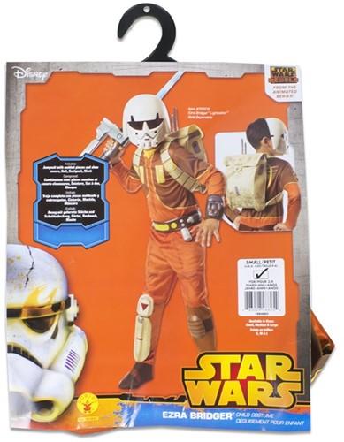 Rubies Kostuum Star Wars Deluxe Ezra Small