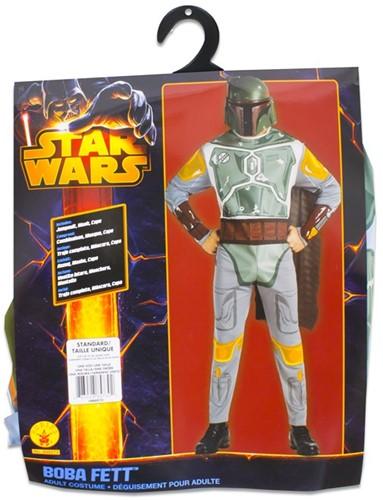 Rubies Kostuum Star Wars Boba Fett Adult Standard