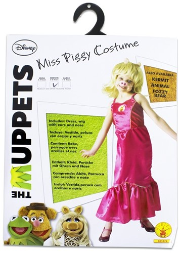 Rubies Kostuum The Muppets Miss Piggy Medium