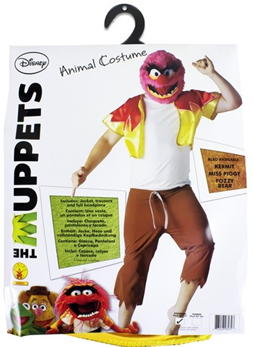 Rubies Kostuum The Muppets Animal Standard