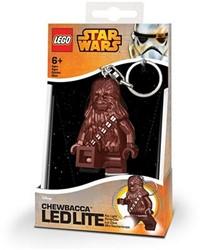 Lego Star Wars Mini LED-zaklamp met sleutelhanger Chewbacca