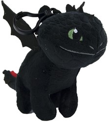 Dragons Bagclip Toothless 13x22cm