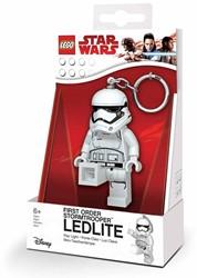 Lego Star Wars Mini LED-zaklamp met sleutelhanger Stormtrooper