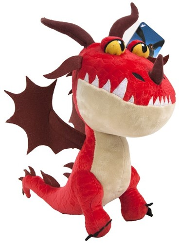 Dragons S3 Nightmare (Red) 25cm