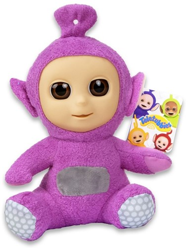 Tiddlytubbies S3G Pink Ping zittend 24cm