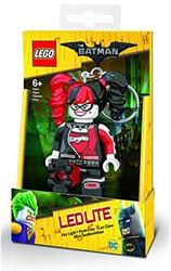 Lego The Batman Movie Mini LED-zaklamp met sleutelhanger Harley