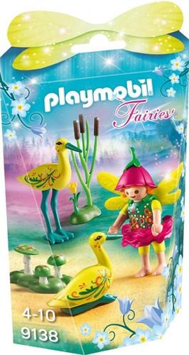 Playmobil Elfje met ooievaars
