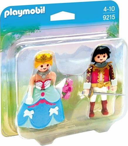 Playmobil Duo Pack Prince & Princess