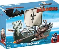 Playmobil Dragons Drako's schip 45 delig