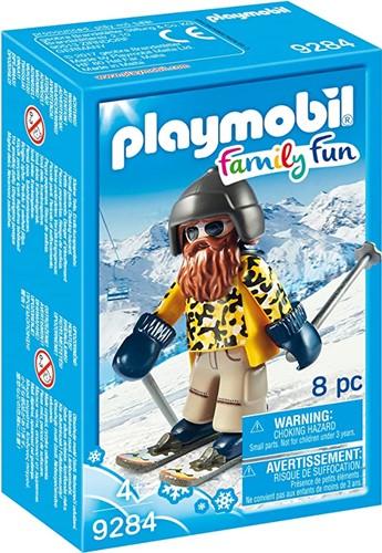 Playmobil Family fun Skier