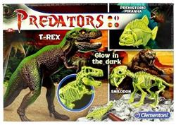 Predators 3 in 1 45x30x11cm