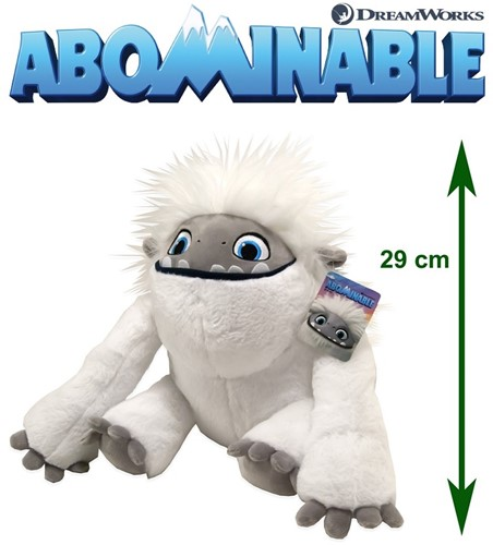 Abominable - Everest: De Jonge Yeti Pluche Everest S5 29cm