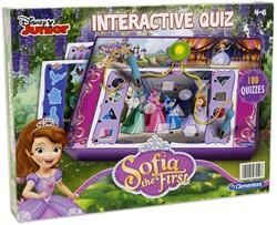 Disney Sofia interactieve quiz