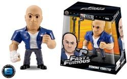 Metals Die-Cast Fast & Furious Dominic Toretto 22x23cm