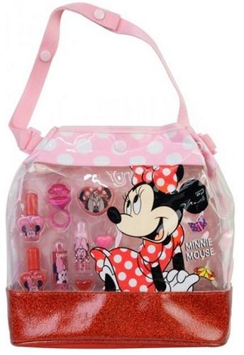 Disney Minnie Mouse Beauty Handtas met lippenstift