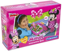 Disney Minnie Mouse interactieve quiz