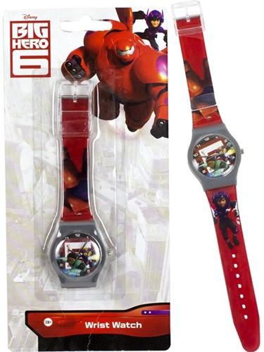 Disney Big Hero 6 horloge 10x21cm