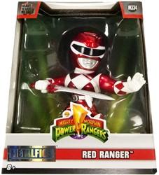 Metals Die-Cast Power Rangers Red Ranger 14x16cm