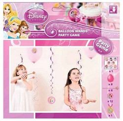 Disney Princess Partygame Balloon Wands