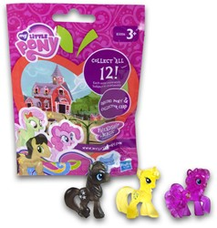Blind Bag My Little Pony verzamelfiguren