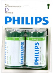 Philips R20 D Ll Zn 2st.