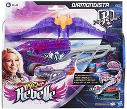 Nerf Rebelle Diamondista 22x25cm