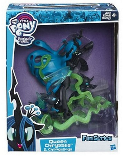My Little Pony Queen Chrysalis & Changelings