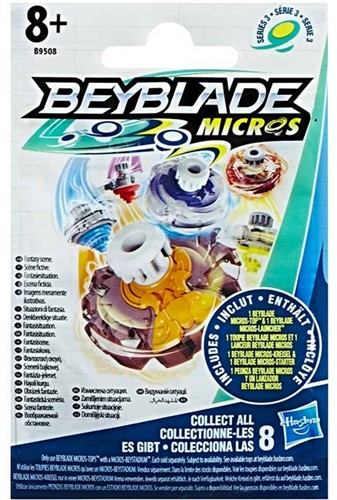 Blind Bag Beyblade Micros Tops assorti