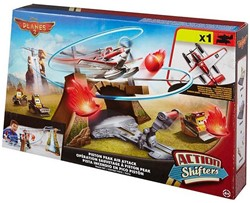 Planes 2 Action Shifters Piston Peak Air Attack