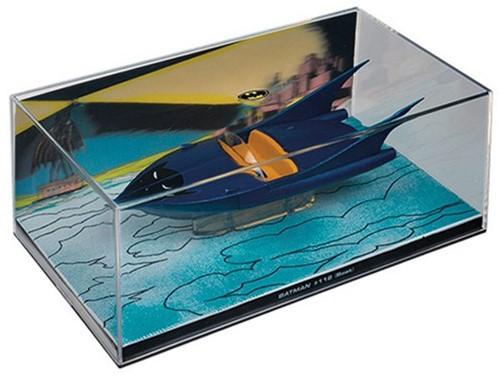 """Batman Collectable Batmobile Die-Cast """"Batman: Batman #112 (Boat)"""" 19x10x7cm"""