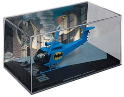 "Batman Collectable Batmobile Die-Cast ""Detective Comics #421 Batcopt"" 19x10x10cm"